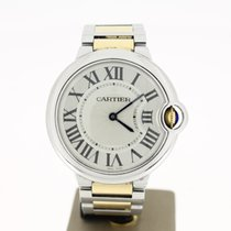 Cartier Ballon Bleu Steel/Gold (B&P2011) 36mm