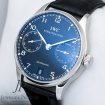 IWC Portugieser Power Reserve 7 Day´s IW500109 Box & Papers