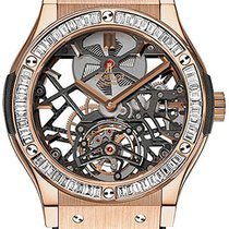 Hublot Classic Fusion Skeleton Tourbillon 45mm 505.ox.0180.lr....