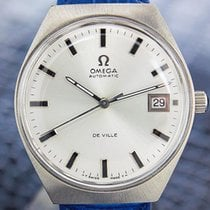 Omega Deville Cal 565 Automatic W/date C1960s (6064)