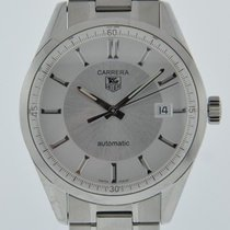 TAG Heuer CARRERA AUTOMATIC WV211A CERTIFIED PRE-OWNED 2 YR...