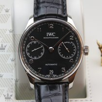 IWC IW500703   Portugieser Automatic Black 7Days