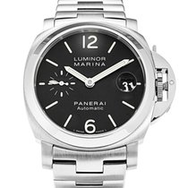 Panerai Luminor Marina Automatic Stainless Steel Men`s Watch