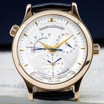 Jaeger-LeCoultre 142.2.92 Master Geographic 18K Rose Gold (25701)