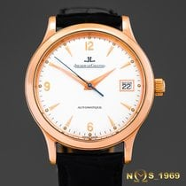 Jaeger-LeCoultre Master Control 18K Rose gold Box&Papers