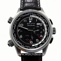Zenith Pilot Doublematic inkl 19% MWST