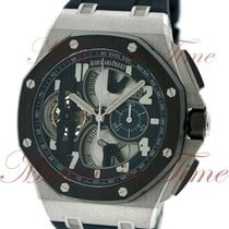 Audemars Piguet Royal Oak Offshore Chronograph Tourbillon,...