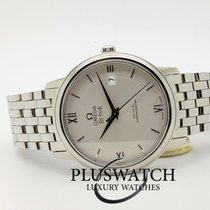 Omega Prestige Co-Axial Silver Dial 36,8 mm  42410372002001