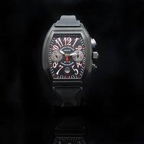 Franck Muller Black Conquistador PVD 8005 K CC NR