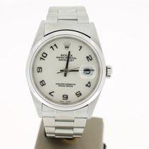 Rolex Datejust 36mm ROLEX DIAL (BOX1999) Steel