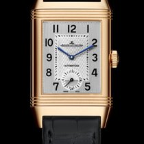 Jaeger-LeCoultre Reverso Classic Large Duoface Pink Gold T