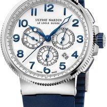 Ulysse Nardin Marine Chronograph Manufacture 1503-150-3.60