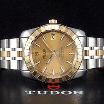 Tudor Classic Date 37mm Stahl/Gold Automatik aus Januar 2015