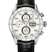 TAG Heuer Carrera Chronograph Day-date 43mm