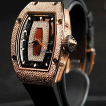 Richard Mille RM 007 Rose Gold Dial/Full Case Diamond