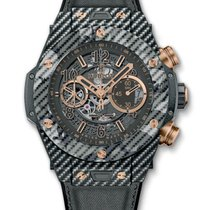 Hublot : 45mm Big Bang Unico Italia Independent Black Camo...