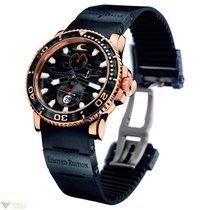 Ulysse Nardin Uylsse Nardin Maxi Marine Diver 18k Rose Gold...
