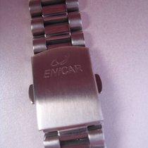 Enicar Edelstahlband New Old Stock 18 mm