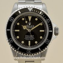 Rolex Submariner Gilt Chapter Ring 4 lignes