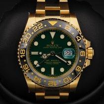 Rolex GMT-Master II - 116718LN - GREEN DIAL - RANDOM Serial...