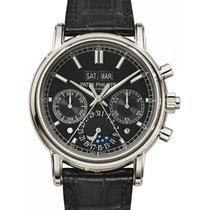 Patek Philippe 5204P-011 Grand Complications Day Month Annual...