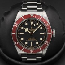 Tudor Heritage - Black Bay - IN-HOUSE Movement -Red Bezel -...