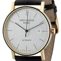 Zeno-Watch Basel Bauhaus Automatic Gold