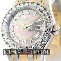 Rolex Datejust Tridor Pearlmaster Masterpiece Ref. 80299