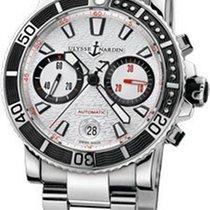 Ulysse Nardin Marine Diver Chronograph 8003-102-7/916