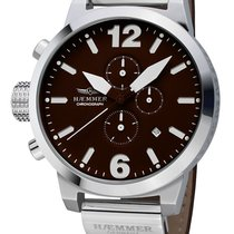 Haemmer Herren Giants II HC-40 Mexico Chronograph 50 mm