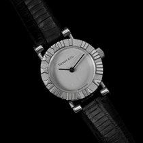 Tiffany & Co. Ladies Atlas Watch - Sterling Silver