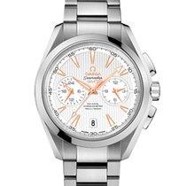 Omega Seamaster Aqua Terra 150 M Co-Axial GMT Chronograph 43