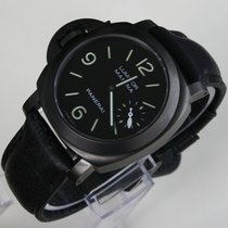 Panerai Luminor Marina PVD Left Handed UNGETRAGEN Full Set