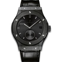 Hublot Classic Fusion Power Reserve All Black Ceramic Limited...