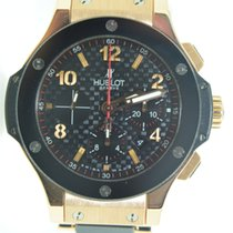 Hublot Big Bang Rose Gold with Ceramic,44mm
