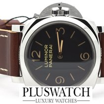Panerai LUMINOR 1950 3 DAYS ACCIAIO - 47MM PAM00372 PAM372 372