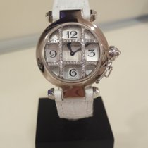 Cartier Pasha White Gold