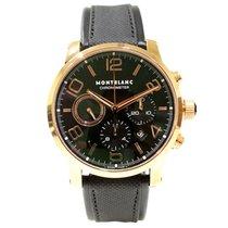 Montblanc Timewalker Chronograph Gold 18Kt 101565