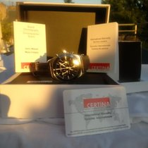 Certina DS First Ceramic Chronograph C014.417.16.051.00