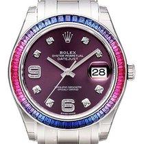 Rolex Pearlmaster 39 Ref. 86349 SAFUBL Red grape DIA