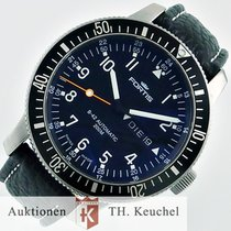 Fortis B-42 Official Cosmonauts Day Date Automatic Box Zertifikat