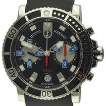 Ulysse Nardin - Maxi Marine Diver Chronograph : 8003-102-3/92