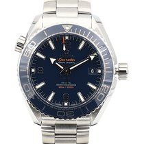 Omega Seamaster Planet Ocean 39,5 Automatic Blue Dial