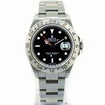 ロレックス (Rolex) Explorer II Black Dial 16570