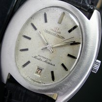 Jaeger-LeCoultre Master Mariner Automatic Date Steel Mens Watch