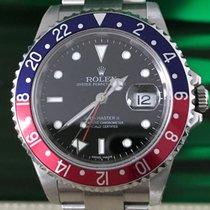 Rolex GMT - Master II Ref. 16710 BLRO Stick Dial/ Cal. 3186...
