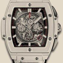 Hublot Spirit of Big Bang White Ceramic Chronograph