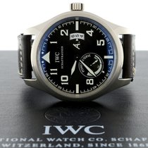 IWC Saint Exupery 18k White Gold Limited Box&Papers