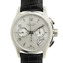 Hamilton 爵士系列 Stainless Steel Silver Automatic H32656853
