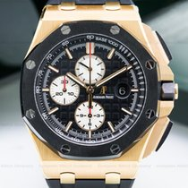 Audemars Piguet 26400RO.OO.A002CA.01 Royal Oak Offshore Silver...